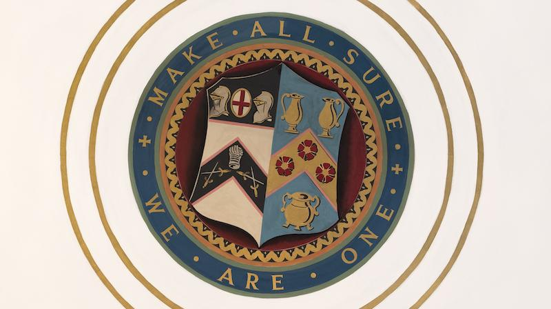 Armourers Hall crest for Funding and Grants